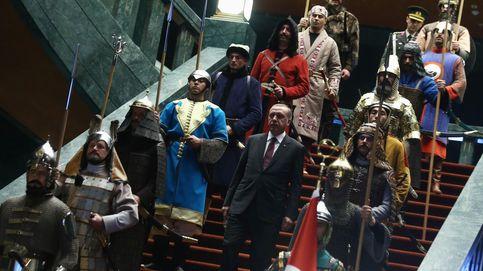 Los nueve síntomas del trastorno narcisista de Erdogan