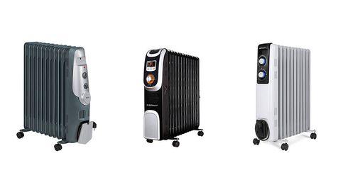 Los mejores radiadores de aceite para caldear el ambiente