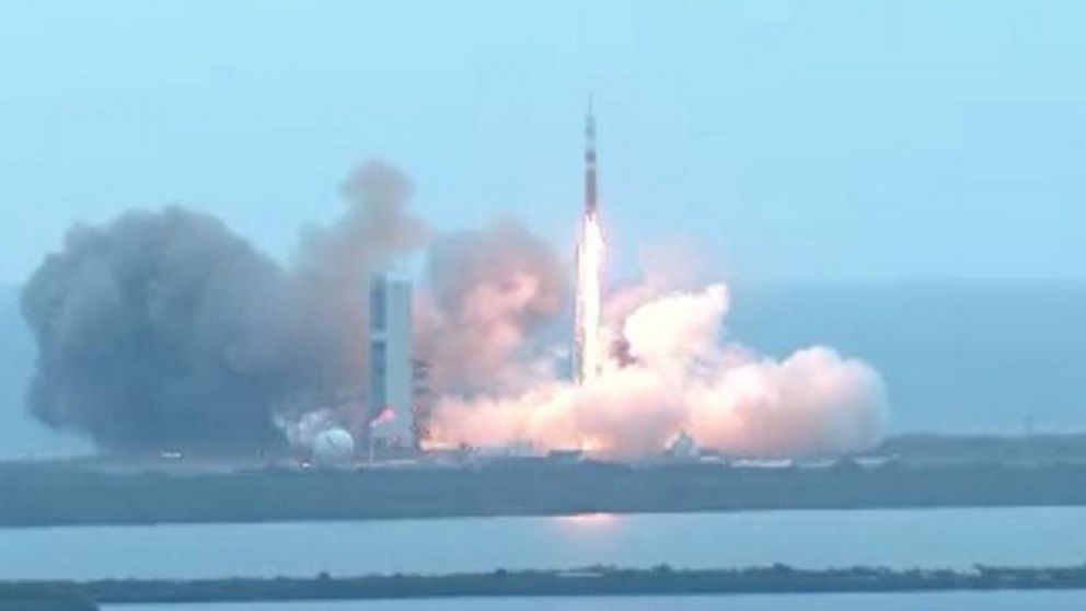 Orión ha despegado: comienza la conquista de Marte