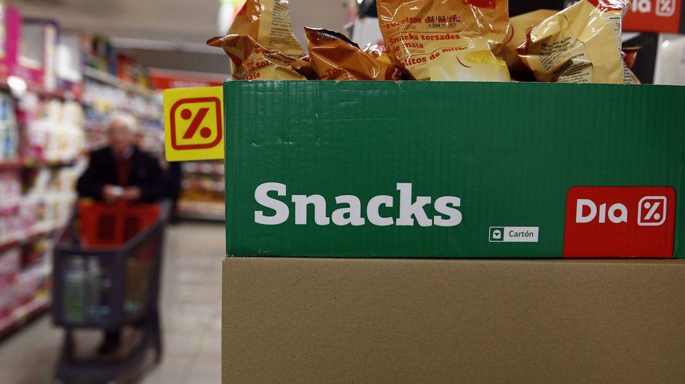Foto: tienda supermercado DIA
