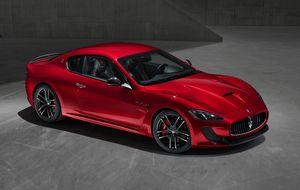 Los nuevos Maserati del centenario