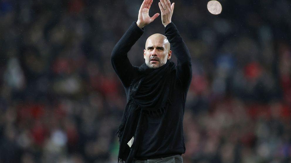 Pep Guardiola deja en evidencia a los futbolistas españoles