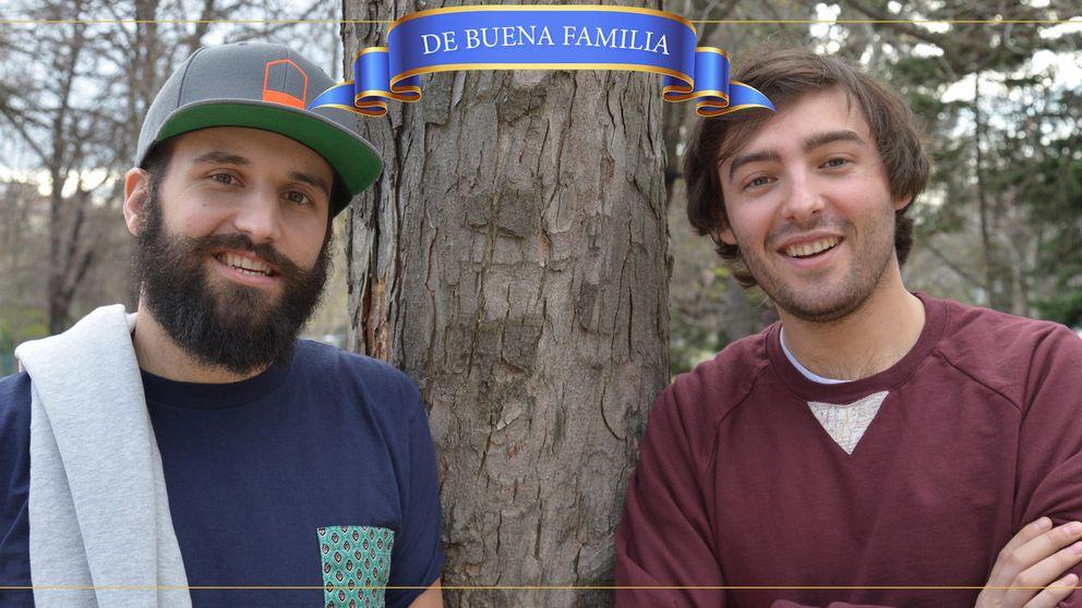 Riestra Pardo y Bruno Marín, 'chicos bien' que customizan ropa