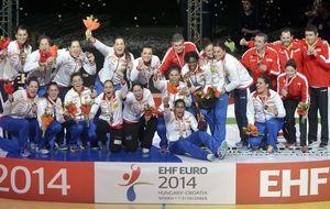 La plata de las 'Guerreras' no empaña el gran año del deporte femenino español