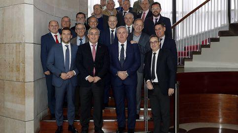 Las federaciones apoyan por unanimidad la continuidad de Blanco en el COE