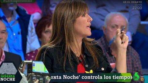 Laura Borràs se enfrenta a Iñaki López: No me des lecciones de respeto