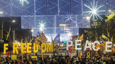Directo | Termina la manifestación independentista en Barcelona