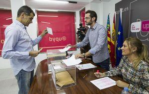 Toni Cantó, candidato de UPyD a la Generalitat Valenciana