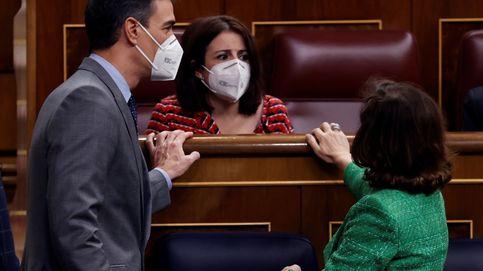 Sánchez alaba el sentido de Estado de Abascal por facilitar los fondos UE