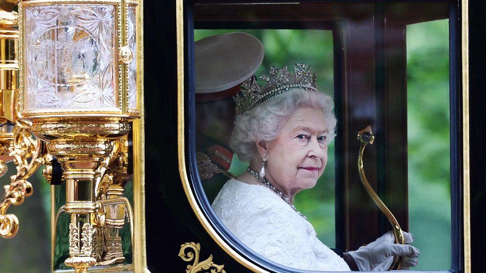Foto: La reina Isabel II en una imagen de archivo. (EFE)