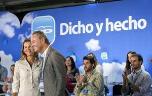 El PP pierde Valencia y depende de UPyD para mantener Madrid