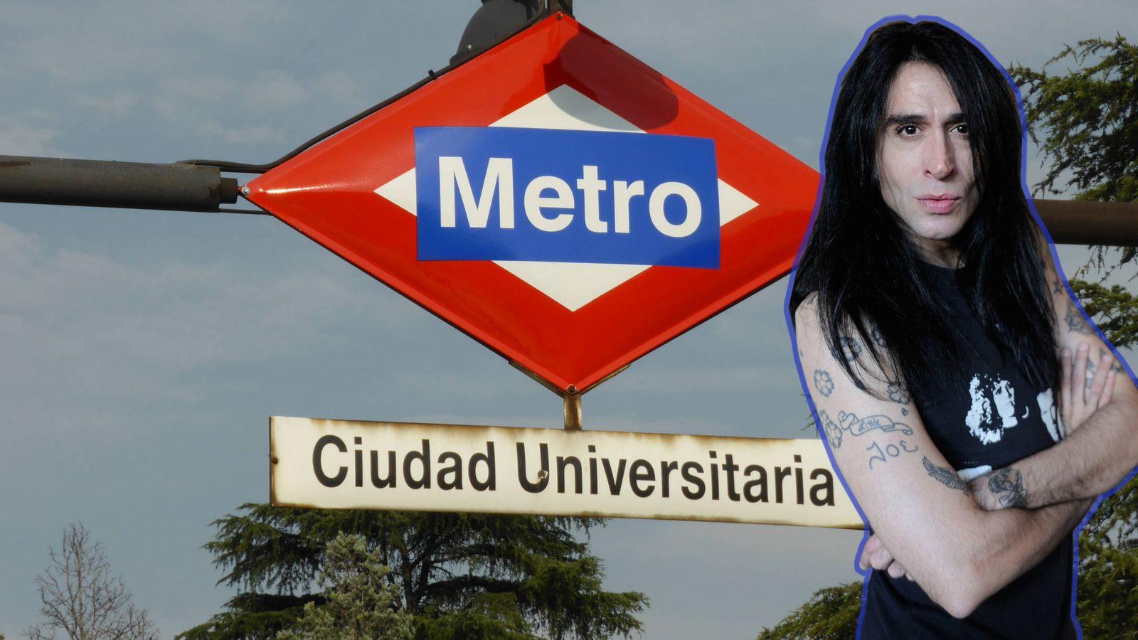 Foto: Mario Vaquerizo en un fotomontaje realizado en Vanitatis.