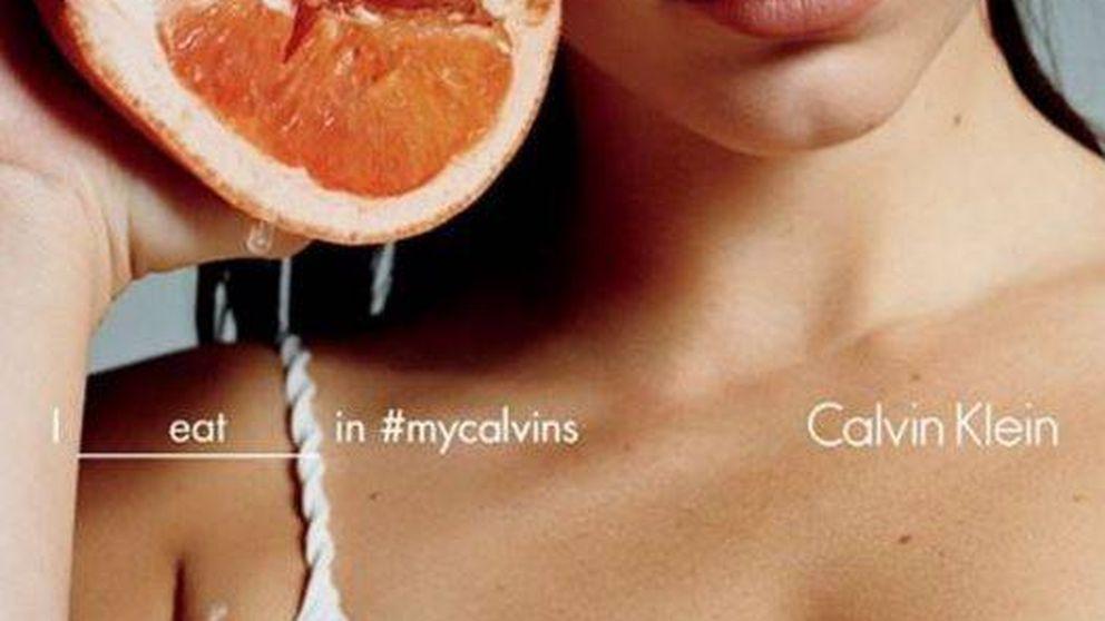 Kendall Jenner, protagonista de la criticada campaña erótica de Calvin Klein