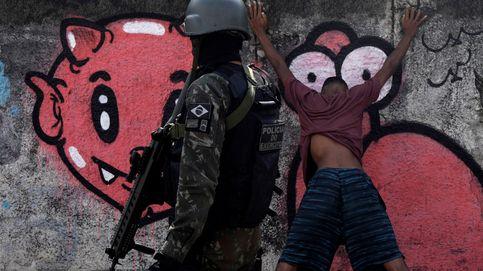Dentro de la guerra por las favelas de Río