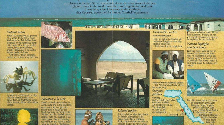 Arous Village, el resort de vacaciones dirigido por espías que ocultó un rescate histórico