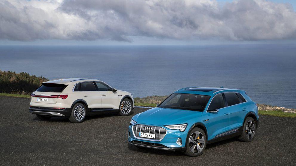 Conducimos el primer coche eléctrico de Audi, el e-tron, y esto es lo que más nos gusta