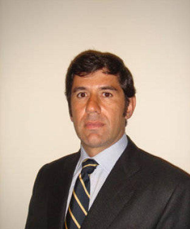 Foto: Santiago Alarcó, excuñado de Rodrigo Rato.