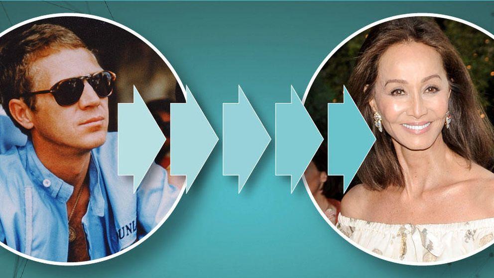¿Qué une a Isabel Preysler y Steve McQueen?