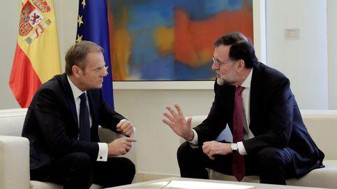 Gibraltar y Kosovo, los delicados platos del almuerzo de Rajoy con Tusk
