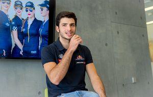 Carlos Sainz: No he podido hacer más para merecer llegar a la F1