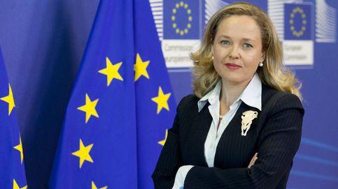 Italia apoyará la candidatura de Nadia Calviño para presidir el Eurogrupo