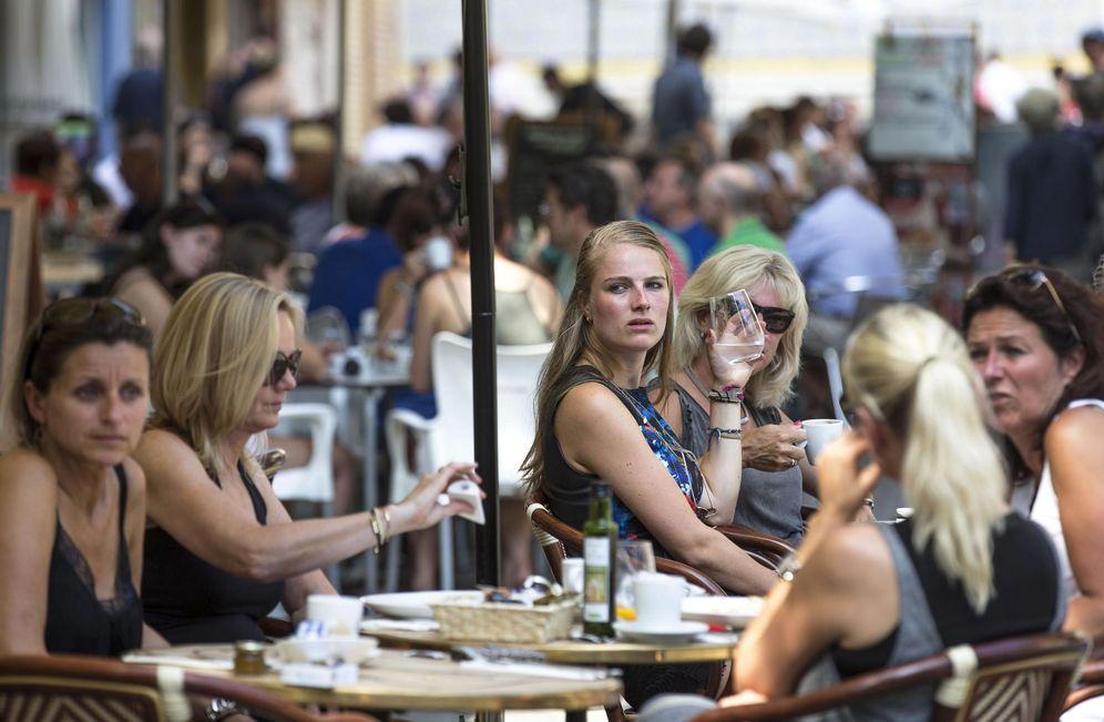 Foto: Los turistas británicos gastarán menos este año, o así lo estiman los analistas. (EFE)