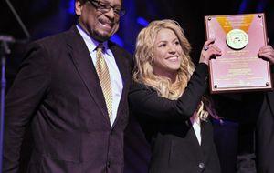 Foto: Shakira, artista del año por Harvard