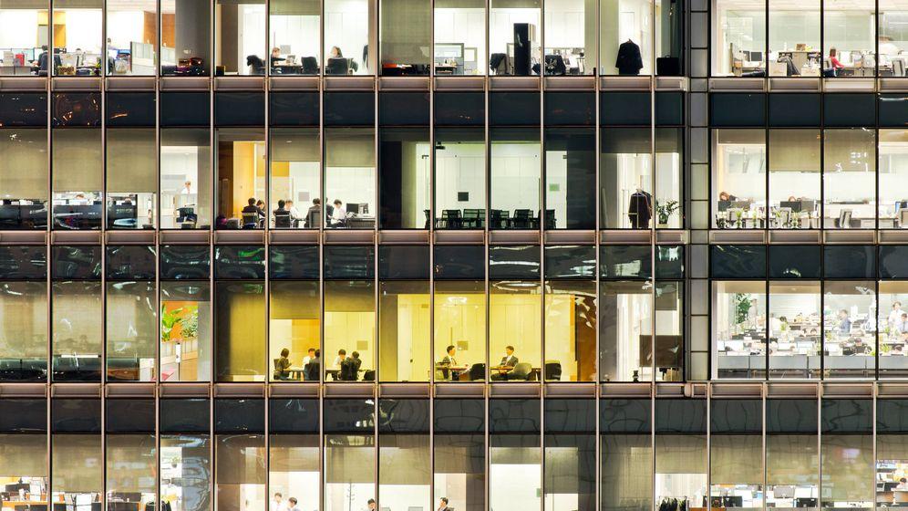 Foto: Los que hacen horas extra. (iStock)