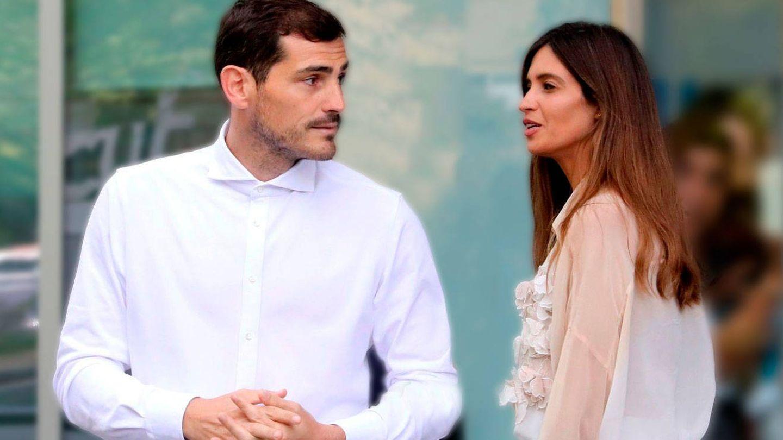 Iker Casillas y Sara Carbonero. (EFE)