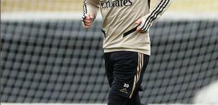 Post de La goma con Marco Asensio de Zinédine Zidane