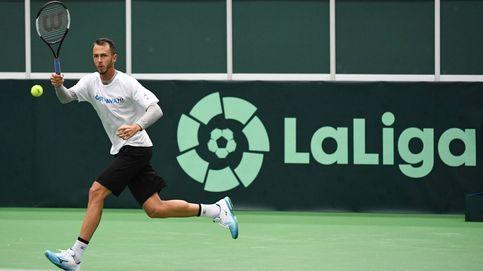 Piqué consigue que LaLiga también patrocine la Copa Davis