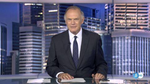 Piqueras, desaparecido de 'Informativos': Mediaset no explica públicamente el motivo