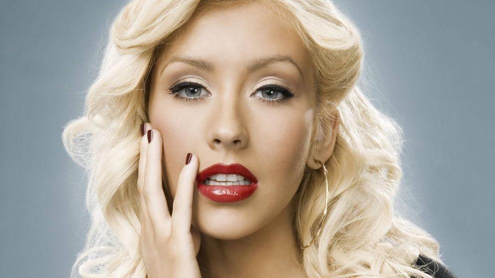 Foto: Christina Aguilera. (EFE)