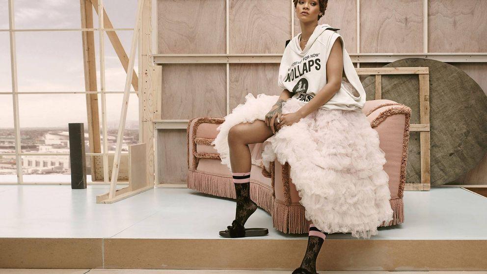Rihanna te enseña a hacer el maquillaje de fiesta perfecto