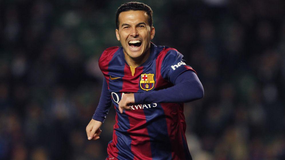 FC Barcelona: Pedro Rodríguez, A Un Paso De Convertirse En