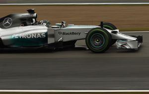 Esto no es Fórmula 1, Mercedes pone el listón alto para empezar