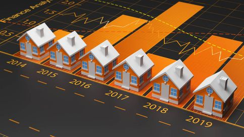 Los gráficos que anticipan el futuro del precio de la vivienda... Y sí, vienen curvas