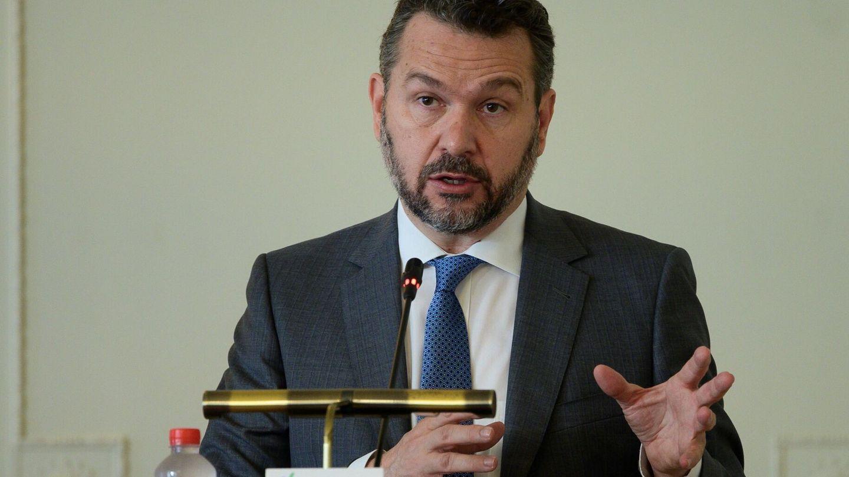 Rodrigo Buenaventura, presidente de la CNMV. (EFE)
