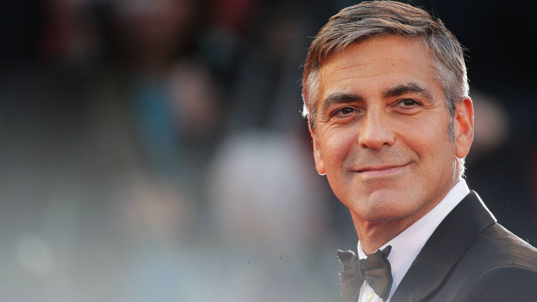 George Clooney, en una imagen de archivo. (Getty)