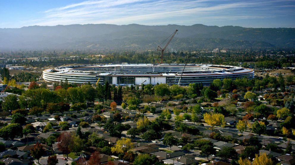Así será la gigantesca nueva sede de Apple en California