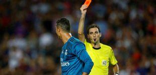 Post de La Supercopa y la sanción a Cristiano disparan 'Deportes Cuatro'