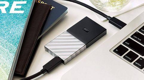 ¿Sin espacio en el disco duro? Memorias externas para guardar todos tus archivos