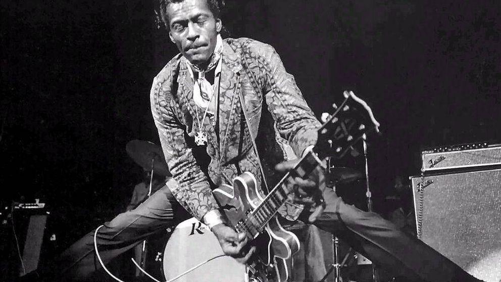 Chuck Berry, el rey del rock sin corona por ser negro y adorado por las blancas