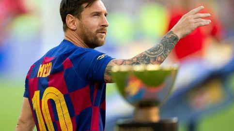 La mala suerte de Messi: se lesiona en su primer entrenamiento de pretemporada