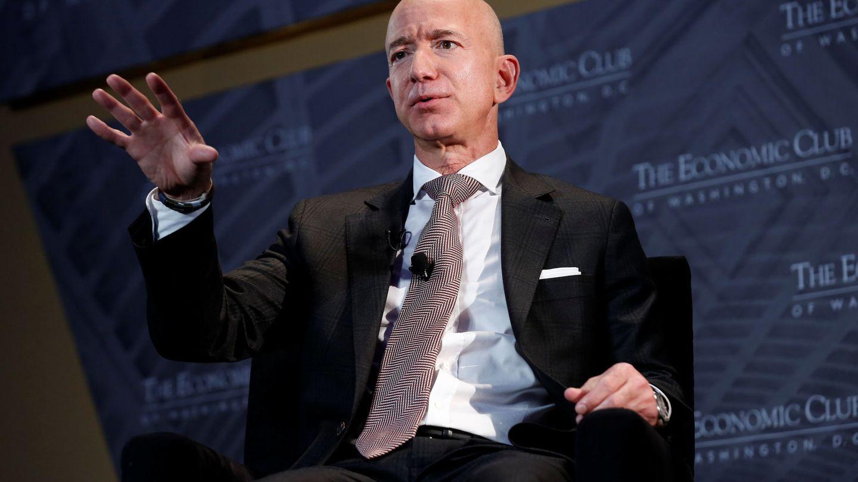 Jeff Bezos, presidente y CEO de Amazon.  (Reuters)