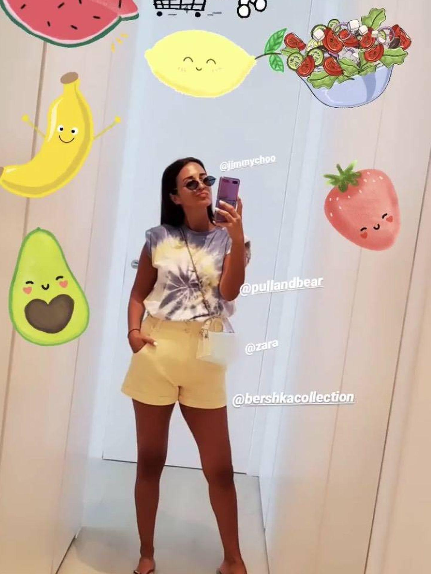 Paula Echevarría. (Instagram)