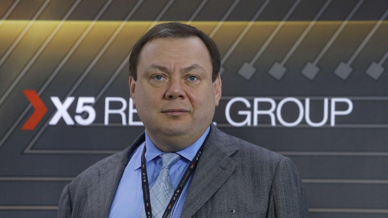 Mikhail Fridman, dueño actual de DIA. (Reuters)
