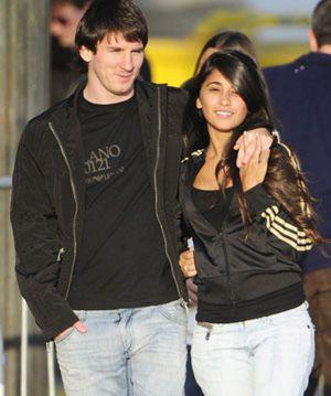 Lionel Messi y su novia Antonella Roccuzzo podrían estar esperando un hijo