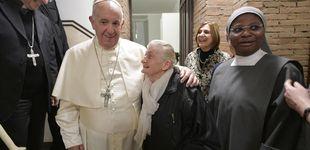 Post de Un edificio para los pobres para olvidarse de las guerras vaticanas