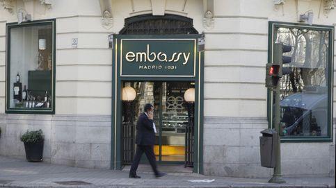 El salón de té y cafetería Embassy entra en concurso de acreedores
